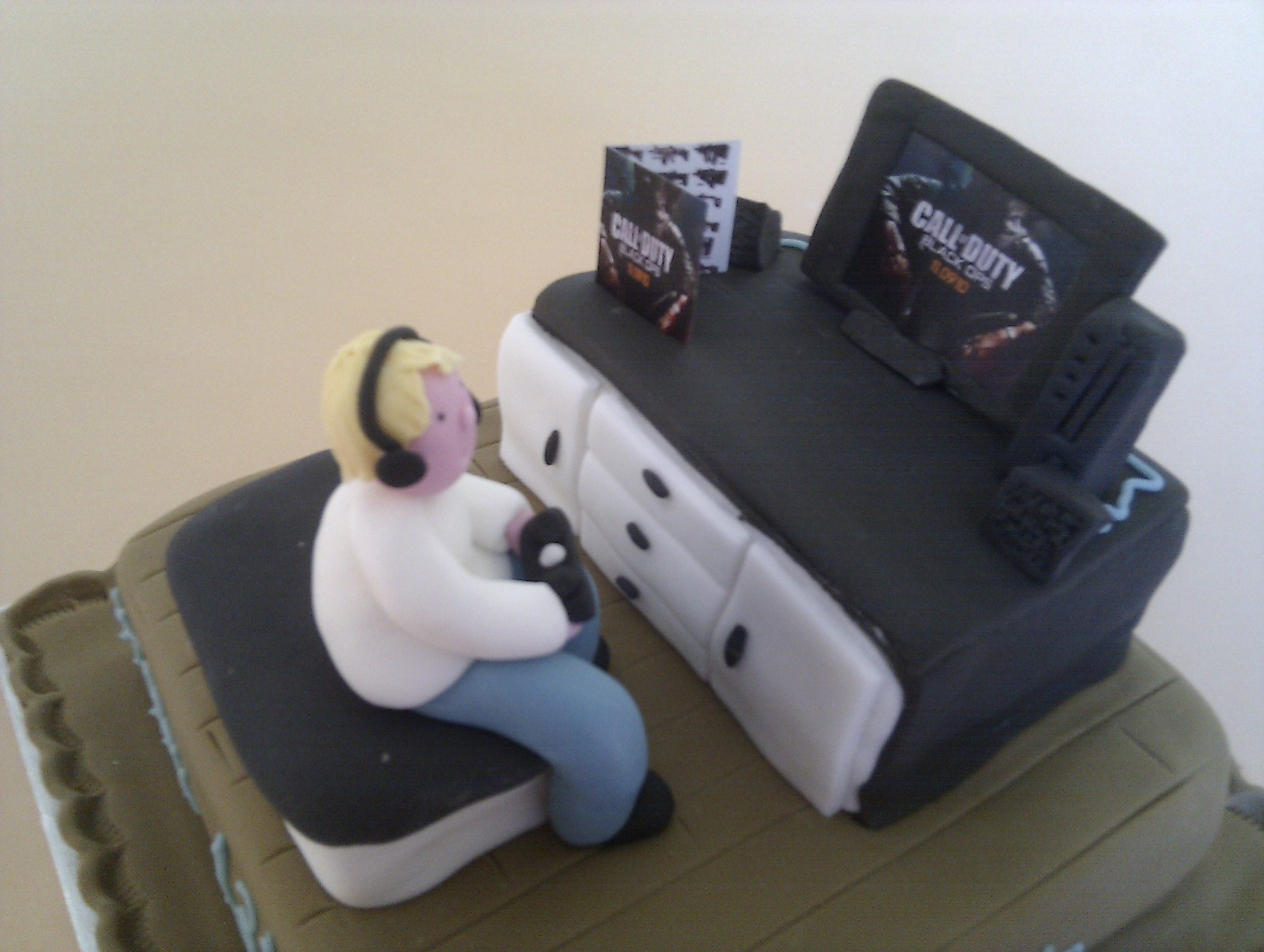 Call Of Duty Cake 3dcakes